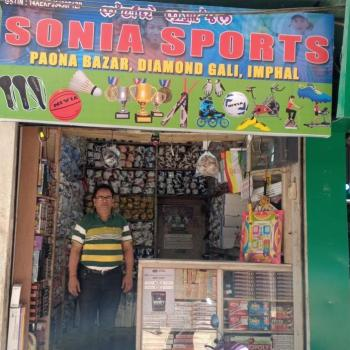 SONIA SPORTS in Imphal West