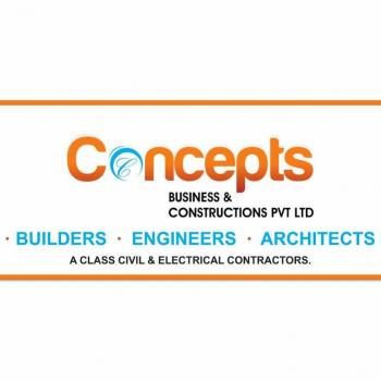 CONCEPTS BUSINESS AND CONSTRUCTIONS PRIVATE LIMITED in Srinagar, Jammu District