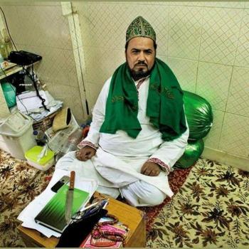 Muhammad Rafi Ali Ji in Ajmer