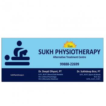 Sukh Physiotherapy & Alternative Treatment Centre in Sahibzada Ajit Singh Nagar