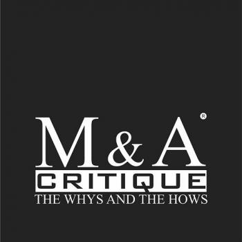 M&A Critique in Pune