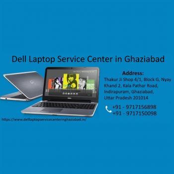 Dell Laptop Service Center in Ghaziabad in Indirapuram