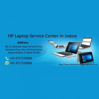 HP Laptop Service Center in Indore in Indore
