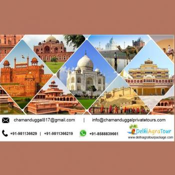 Delhi Agra Tour Package in New Delhi