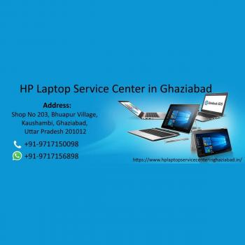 HP Laptop Service Center in Ghaziabad in Ghaziabad