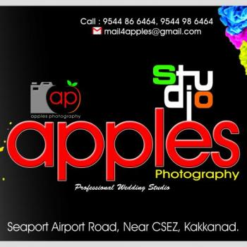 Apple Photography in Kakkanad, Ernakulam