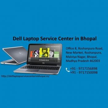 Dell Laptop Service Center in Bhopal in Bhopal