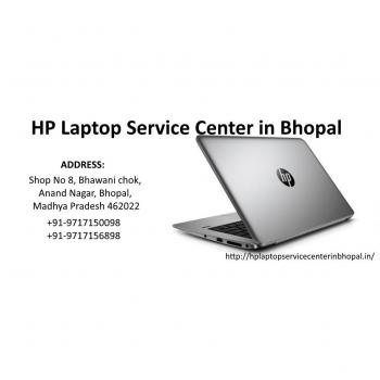 HP Laptop Service Center in Bhopal in Bhopal