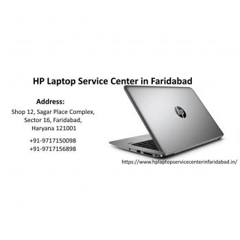 HP Laptop Service Center in Faridabad in Faridabad