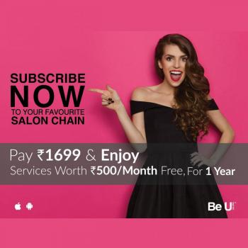 Aalenes Unisex Salon East Of Kailash in Delhi