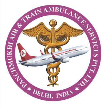 Panchmukhi Air & Train Ambulance in Delhi