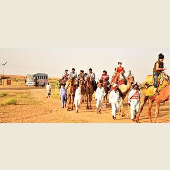 Desert Dream Royal Camp in Jaisalmer