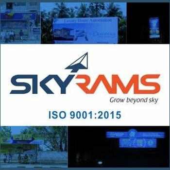 Skyrams Outdoor Advertisings India Private Limited in Chennai