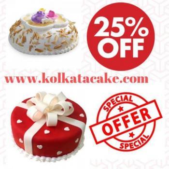 Kolkata Cake Delivery in Kolkata