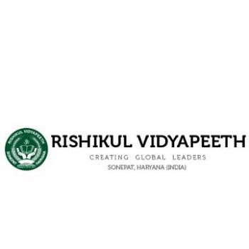 Rishikul Vidyapeeth in Sonipat