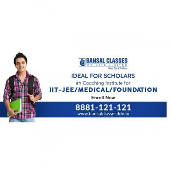 Bansal Classes in Dehradun