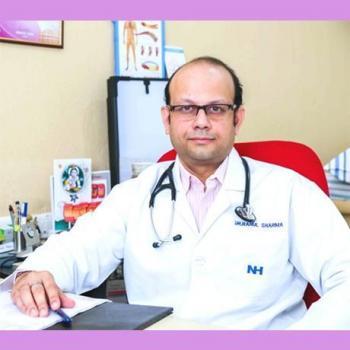 Dr Rahul Sharma Cardiologist in Jaipur in Jaipur