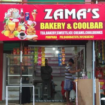 ZAMAS BAKERY AND COOLBAR