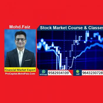 Stock market courses in New Delhi