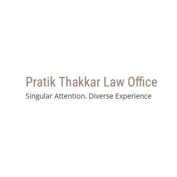 Pratik Thakkar Law Office in Ahmedabad