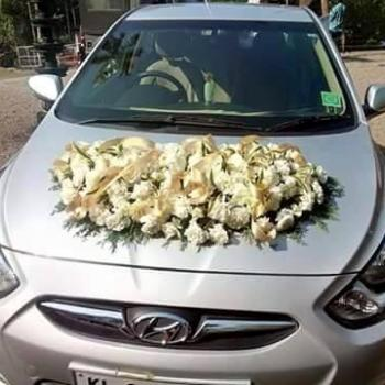 Wedding Cars & Decor at Ring n Roses Events in Kothamangalam