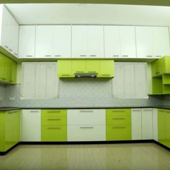 KITCHENS at Cube Modular Designs in Ernakulam