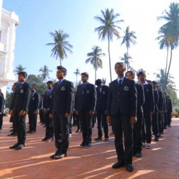 B A WITH CIVIL SERVICE COACHING at De Paul College in Mysore