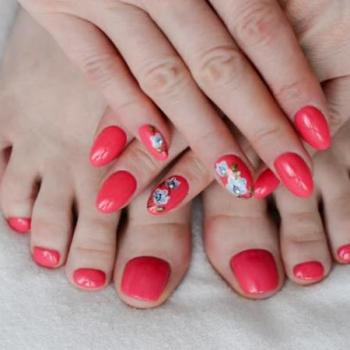 Pedicure at Namitha Herbal Beauty Parlour And Tailoring in Perumbavoor