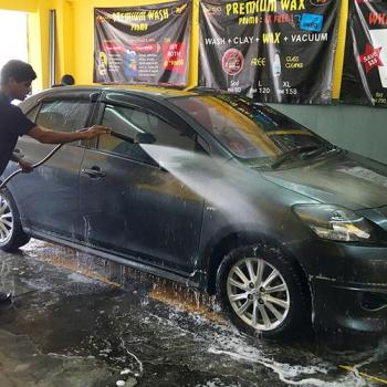 Standard Wash at Village Car Wash in Kothamangalam
