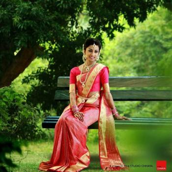 Bridal wear at Leens Boutique and Tailoring For Ladies & Kids in Kothamangalam