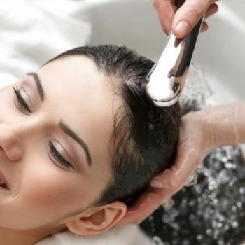 Hair Spa at Shahanas Beauty Parlour & Tailoring in Adivad