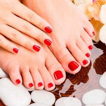Pedicure & Manicure at Feather Touch Boutique & Parlour in Kothamangalam