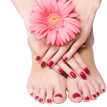 Pedicure & Manicure at Mascara Makeup Studio & Beauty Salon in Perumbavoor