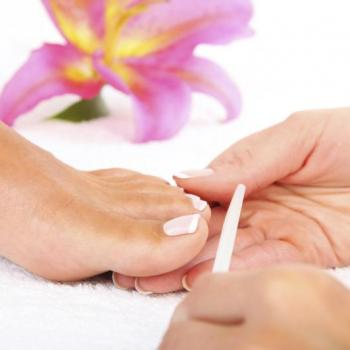 Pedicure at Neha Orchid Ladies & Kids Beauty Parlour in Kuruppampady