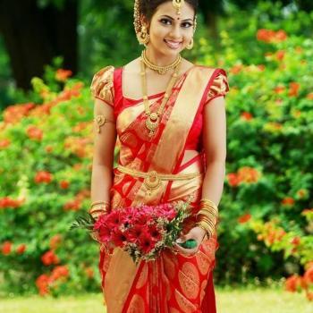 Bridal Makeup at Nandana Beauty Parlour in Kothamangalam