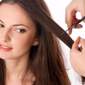 Hair Cutting at SHOBHAS MIRROR Ladies Beauty Parlour in Perumbavoor