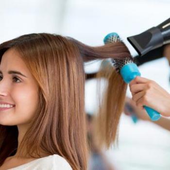 Hair straightening at Ahalya  Beauty Parlour &Ladies Tailoring in Odakkali