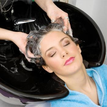Hair Treatment at Shobhas Love Dale Beauty Parlour in Perumbavoor