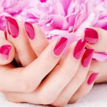 manicure at Dream Girl Beauty Spa & Tailoring in Kalloorkkad