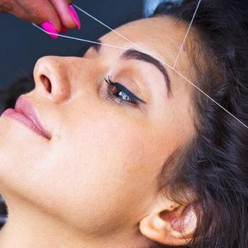Threading at SHOBHAS MIRROR Ladies Beauty Parlour in Perumbavoor