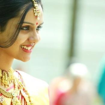 Bridal Makeup at Rangoli Beauty Parlour in Muvattupuzha