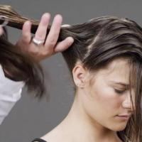 Hair Cutting at Lotus Beauty Parlour & Spa in Vazhakulam