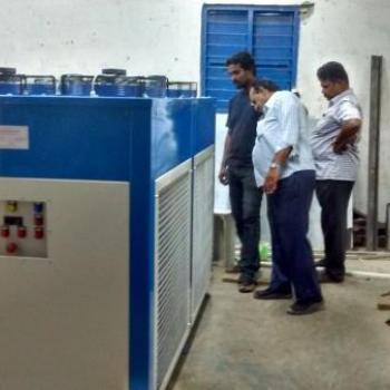 Chiller Maintenance at TEMPX  Air Conditioning Specialist in Kothamangalam