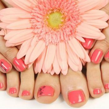 Manicure and Pedicure at La Boutique in Perumbavoor