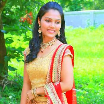 Bridal Makeup at Ashna Herbal Beauty Parlour in Perumbavoor