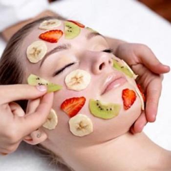 fruits fresh facial at Mummy & Me Beauty Parlour in Muvattupuzha