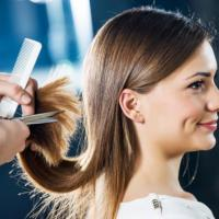 Hair Cutting at Ashna Herbal Beauty Parlour in Perumbavoor