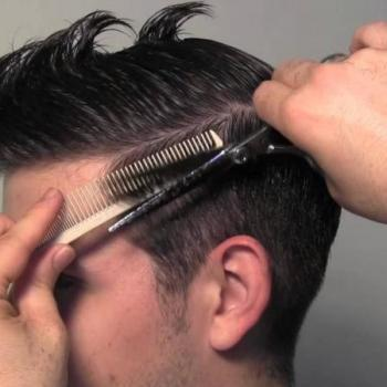 Hair Cutting at Star Gents Beauty Parlour in Perumbavoor