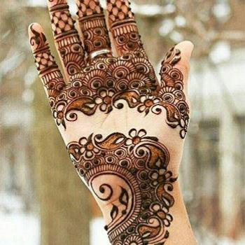 Mehendi Design at Miss World Ladies Beauty Parlour in Kothamangalam