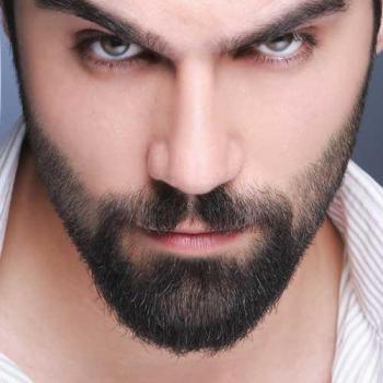 Setting Beard at Style Destino in Muvattupuzha